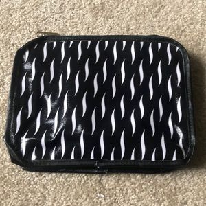 💄Sephora black & white makeup bag
